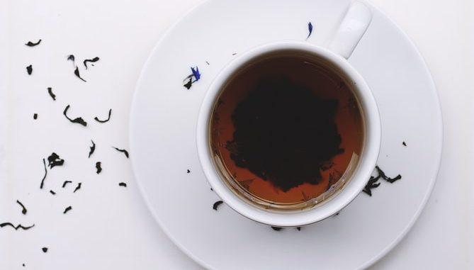 teh untuk diet